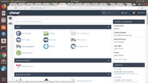 deploy laravel to shared hosting